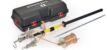 Medium Voltage Overhead Lines Earthing Kits