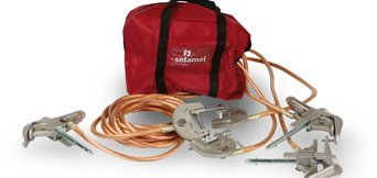 High Voltage Overhead Lines Earthing Kits