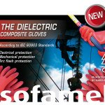 Dielectric Composite Gloves from Sofamel SL